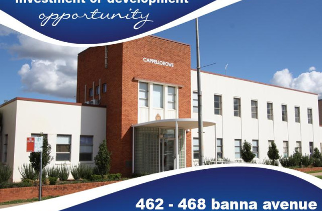 462-468 Banna Avenue, GRIFFITH NSW, 2680