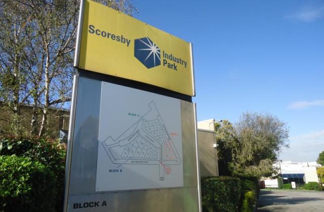 Scoresby Industry Park  C3/5 Janine Street, SCORESBY VIC, 3179