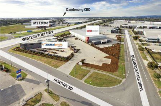 Corner Business Park Drive & Northey Road, LYNBROOK VIC, 3975