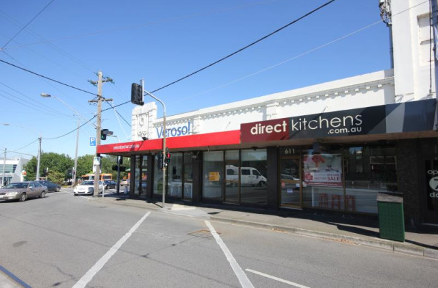 Whole Building/609 High Street, KEW EAST VIC, 3102