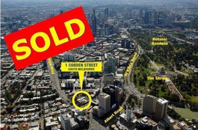 1 Cobden Street, SOUTH MELBOURNE VIC, 3205