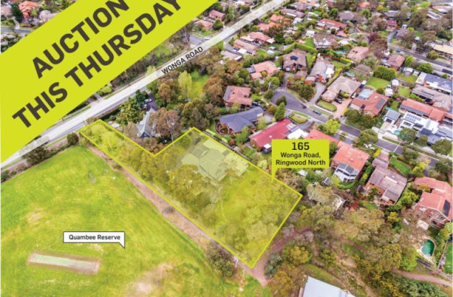 165 Wonga Road, RINGWOOD VIC, 3134