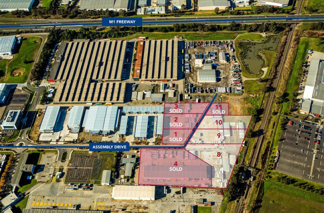 Lot 10/STAGE 2 LAND ASSEMBLY DRIVE, DANDENONG VIC, 3175