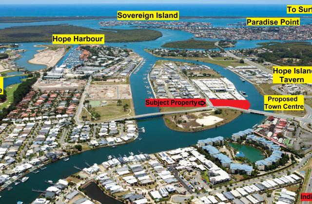 1 Grant Avenue, HOPE ISLAND QLD, 4212