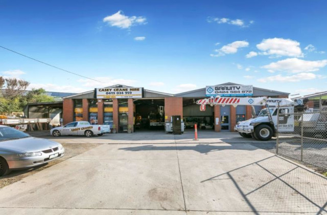 Factory 2/1-4, 13-27 Cameron Street, CRANBOURNE VIC, 3977