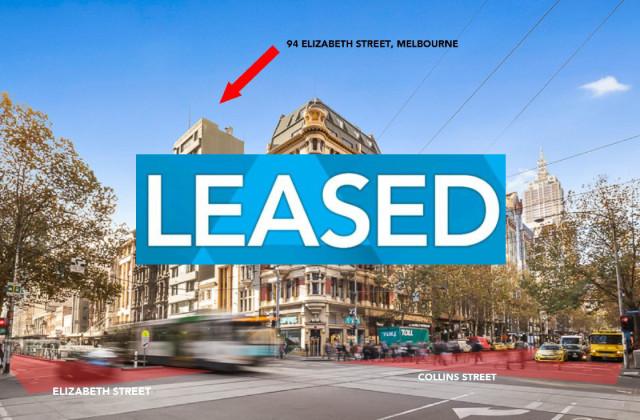 94 Elizabeth Street, MELBOURNE VIC, 3000