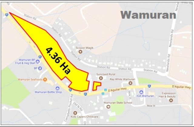 Wam Central  1085-1133 D'Aguilar Highway, WAMURAN QLD, 4512