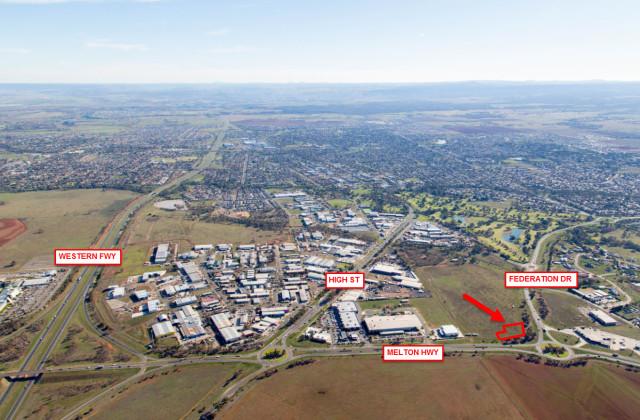 LOT Melton Convenience Centre / Melton Highway (Keilor Melton Road) Corner Federation Drive (Gisborne Melton Road), MELTON VIC, 3337
