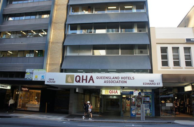 Office B/160 Edward Street, BRISBANE QLD, 4000