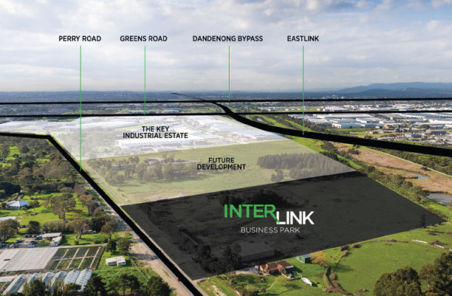 InterLink Business Park/283 Perry Road, KEYSBOROUGH VIC, 3173