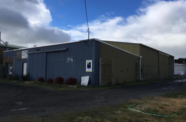Shed 1/74-76 Dunbar Road, TRARALGON VIC, 3844