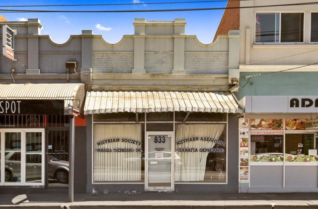 833 Sydney Road, BRUNSWICK VIC, 3056