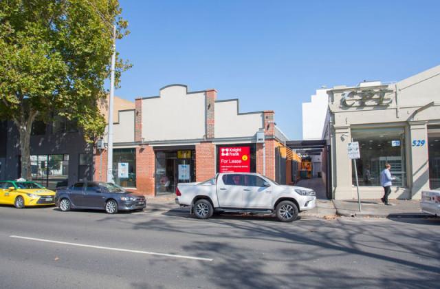 Rear/531 Spencer Street, WEST MELBOURNE VIC, 3003