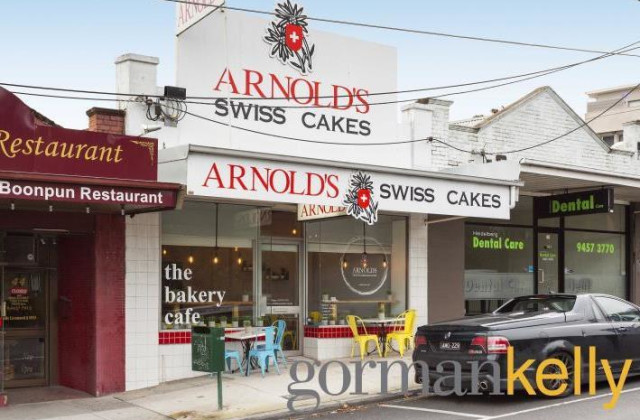 Arnold's Swiss Cakes/42 Bell Street, HEIDELBERG HEIGHTS VIC, 3081