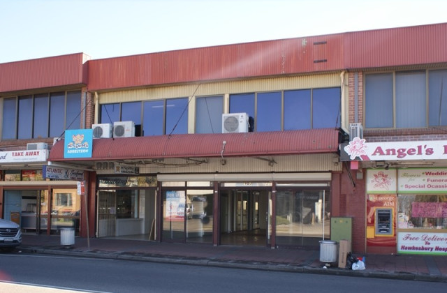 Shops 1-3,/485 George Street, SOUTH WINDSOR NSW, 2756
