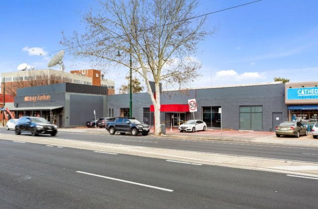 93-97 High Street, BENDIGO VIC, 3550