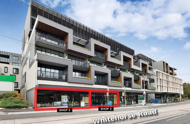 Shops 2 & 3/188 Whitehorse Road, BALWYN VIC, 3103