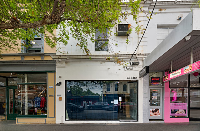 167 Swan Street, RICHMOND VIC, 3121