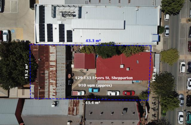 129-133 Fryers Street, SHEPPARTON VIC, 3630