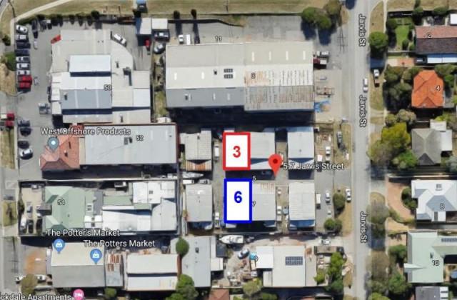 5-7  Jarvis Street, O'CONNOR WA, 6163