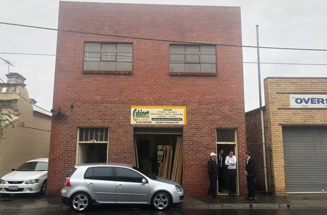 1st Floor/54  Cubitt Street, RICHMOND VIC, 3121