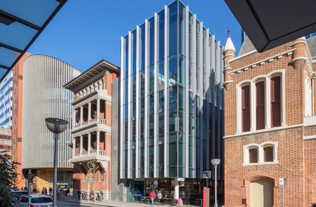 Treasury Annex Building  585 Hay Street, PERTH WA, 6000
