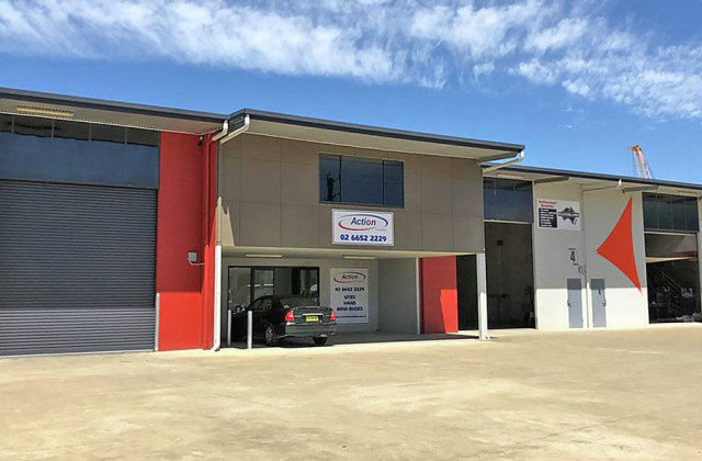 Unit 4, 21 Industrial Drive, COFFS HARBOUR NSW, 2450