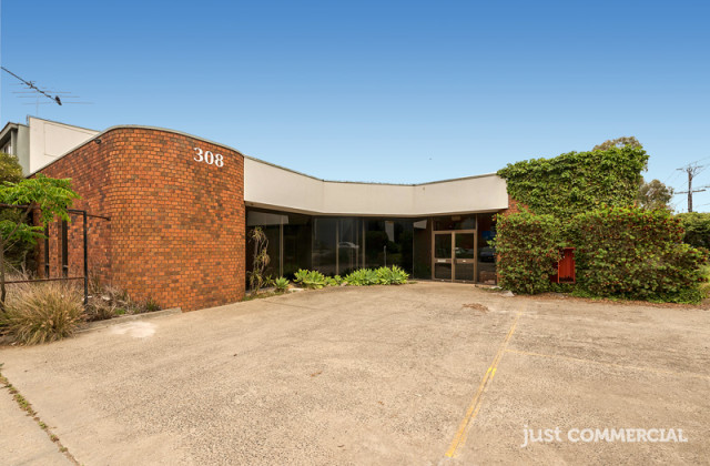 306-308 Lower Dandenong Road, MORDIALLOC VIC, 3195