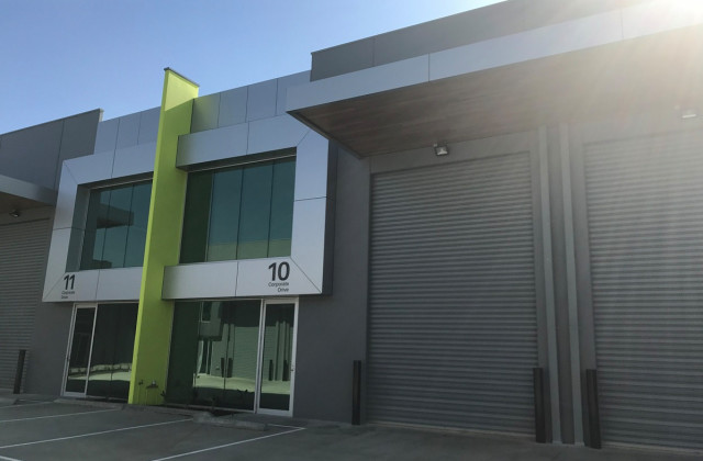 10 Corporate Drive, CRANBOURNE WEST VIC, 3977