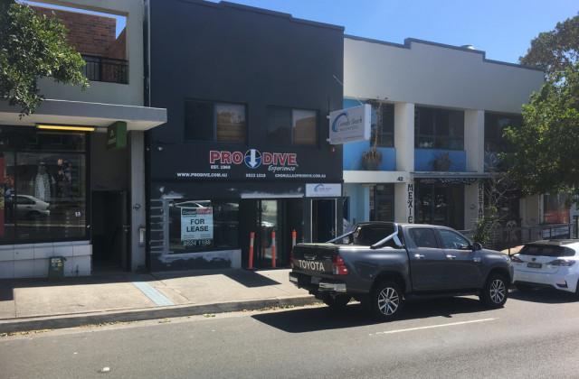 Shop 1/40-42 Kingsway, CRONULLA NSW, 2230