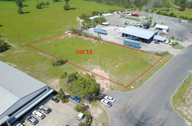 Lot 11 Industrial Avenue, MARYBOROUGH QLD, 4650