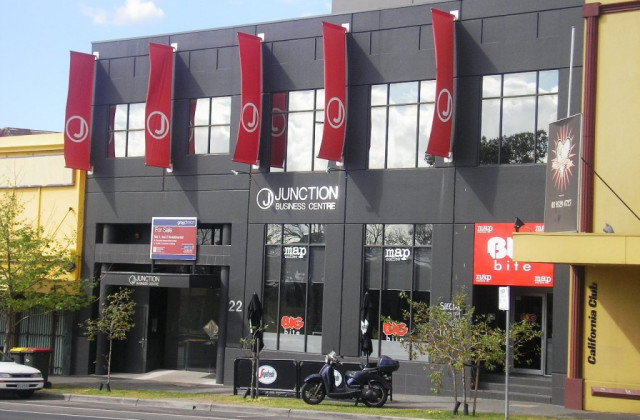 Junction Business Centre  113/22 St Kilda Road, ST KILDA VIC, 3182
