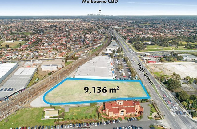 Lot 8 / 500-510 High Street, EPPING VIC, 3076