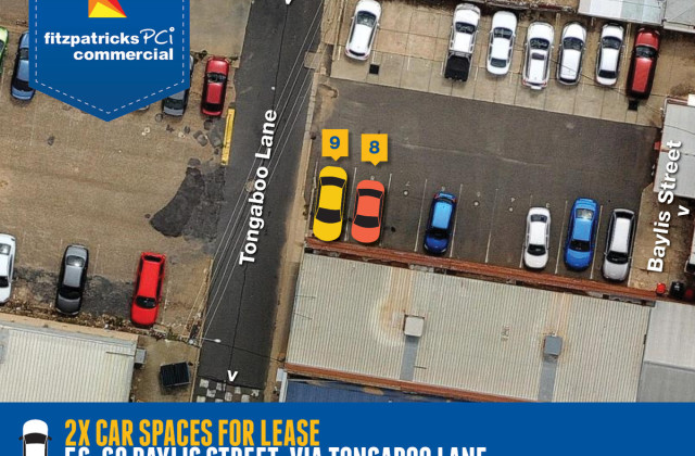 Car Spaces/56-60 Baylis Street, WAGGA WAGGA NSW, 2650