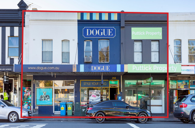 240,242 & 244 Oxford Street, BONDI JUNCTION NSW, 2022