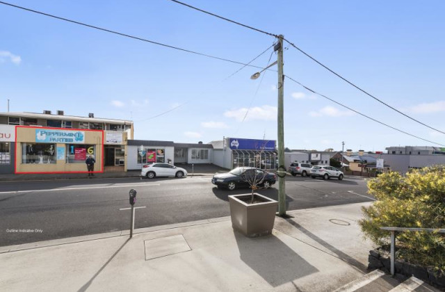 Part Ground Floor/68 Best Street, DEVONPORT TAS, 7310