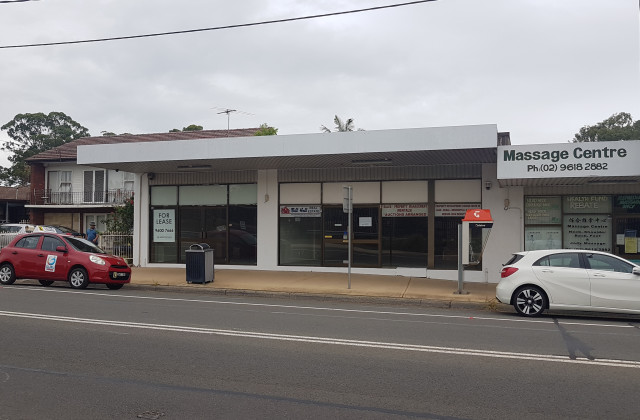 Shop 1/70 Railway Parade, GLENFIELD NSW, 2167
