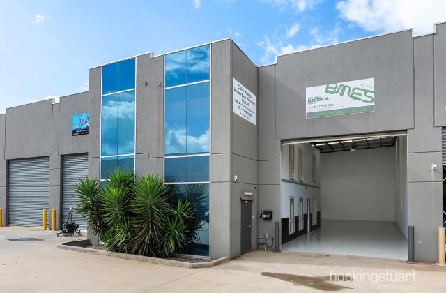 Factory 4/207 Derrimut Drive, DERRIMUT VIC, 3026