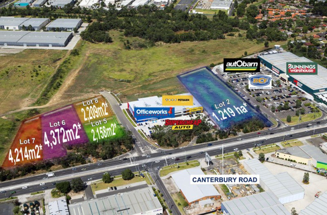 Lots 2, 5, 6, 7 & 8/183-193 Canterbury Road, BAYSWATER NORTH VIC, 3153