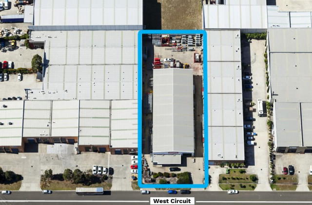 21-29 West Circuit, SUNSHINE WEST VIC, 3020