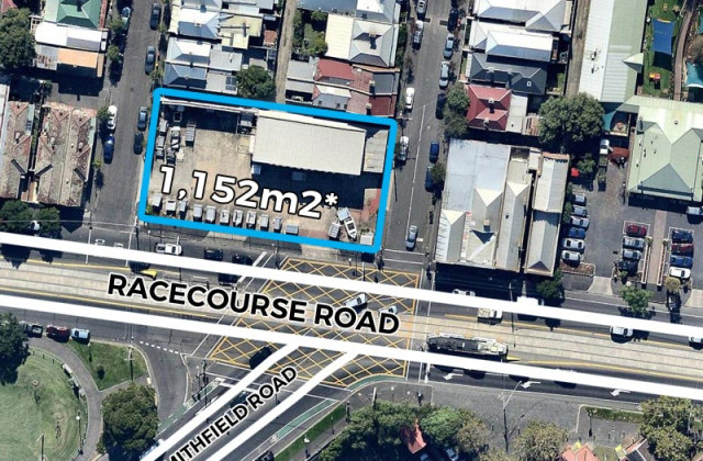 454-470 Racecourse Road, FLEMINGTON VIC, 3031