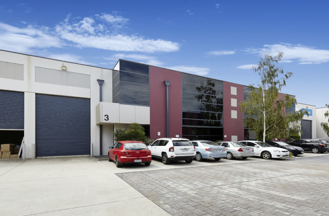 3/25 Howleys Road, NOTTING HILL VIC, 3168
