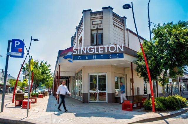 Singleton John Street, SINGLETON NSW, 2330