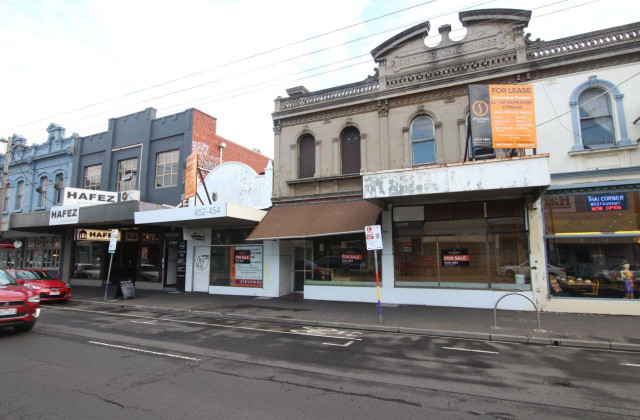 452-456 Bridge & 1 Fraser Road, RICHMOND VIC, 3121