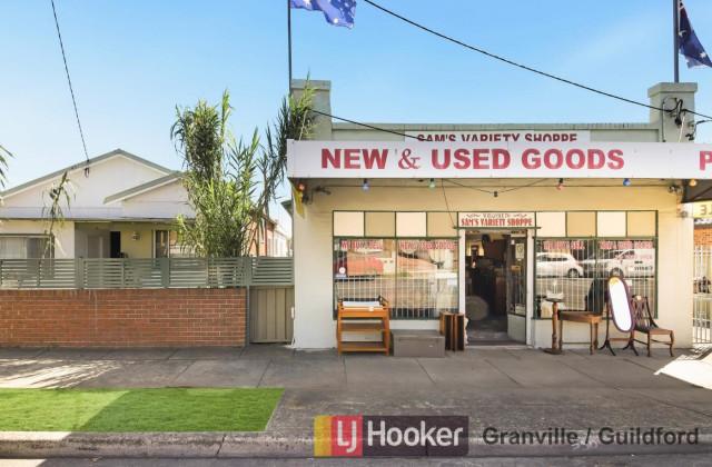 142 Blaxcell Street, GRANVILLE NSW, 2142