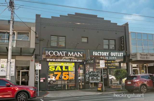 593-595 Glen Huntly Road, ELSTERNWICK VIC, 3185