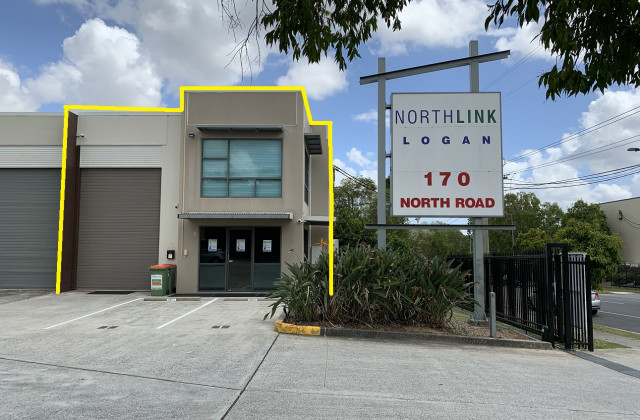 Unit 1/170-172 North Road, WOODRIDGE QLD, 4114