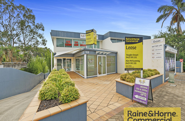 1a/169 Kelvin Grove Road, KELVIN GROVE QLD, 4059