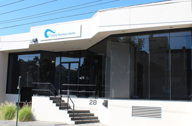 Infinity Business Centre LOT 6 / 28 Rutland Road, BOX HILL VIC, 3128