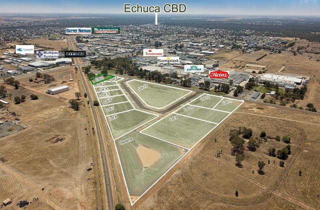 Lot 1/1 Denmark Road, ECHUCA VIC, 3564